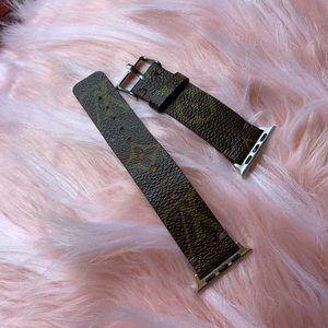 LV Louis Vuitton Apple Watch Band